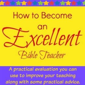 Bible Teaching Resources