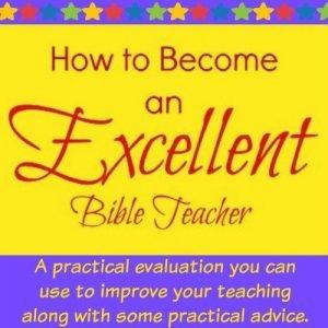 Bible Teaching Resources