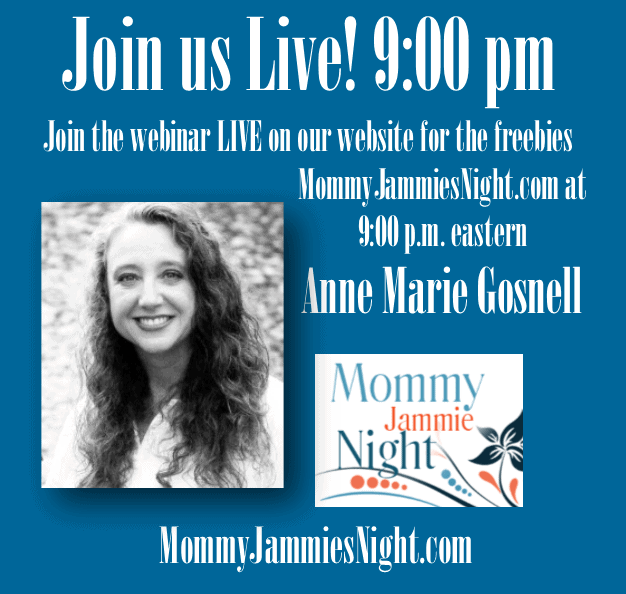 MMOmmy Jammies night podcast