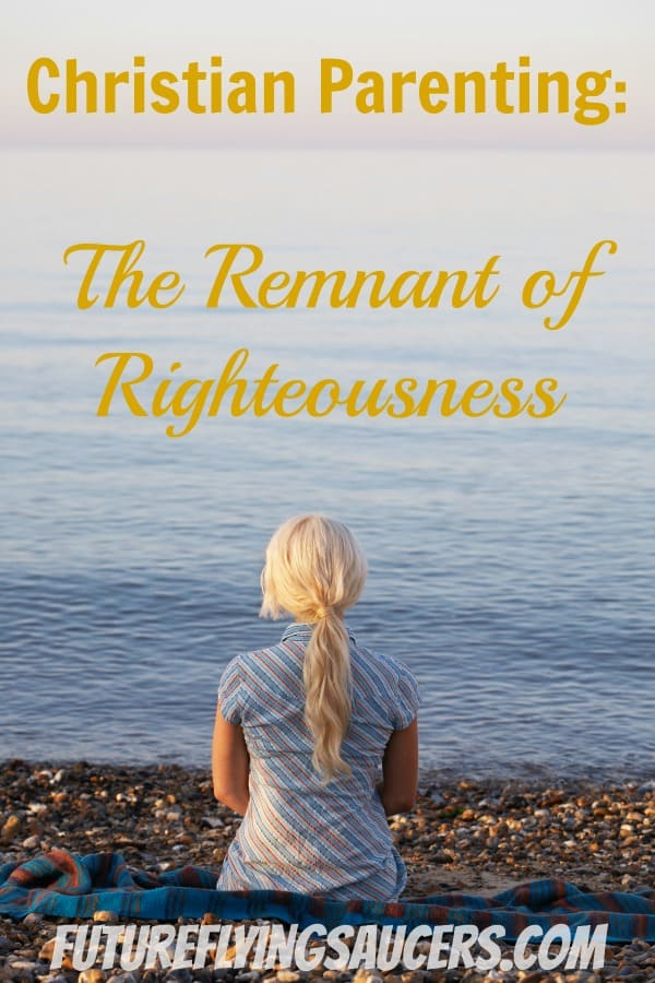 menant of righteousness