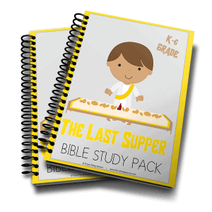 The Last Supper Bible Study Pack
