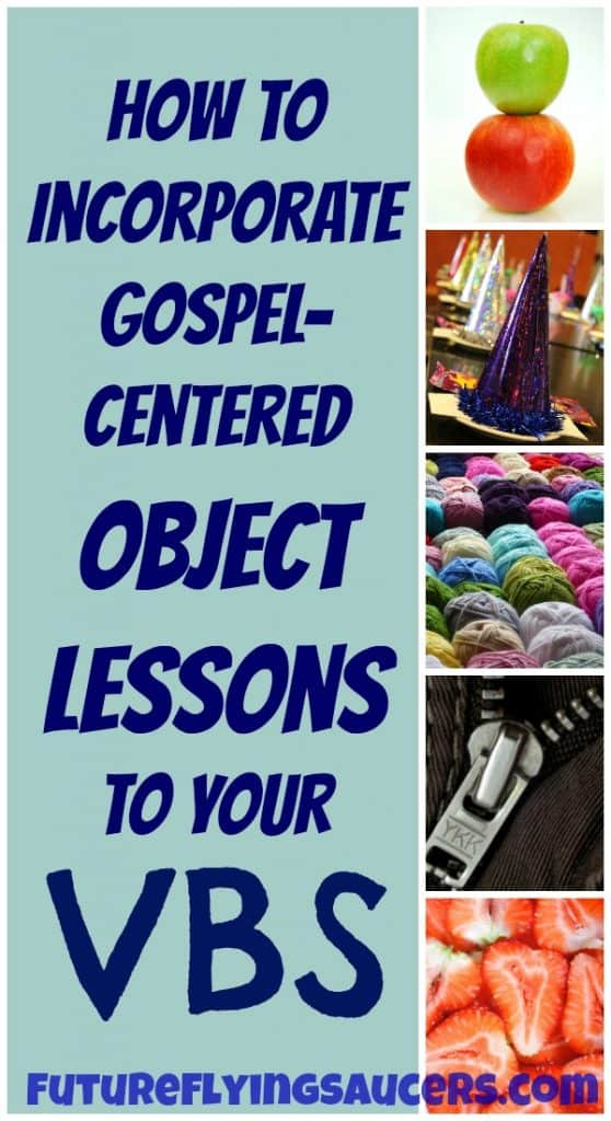 Gospel-Centered Object Lessons