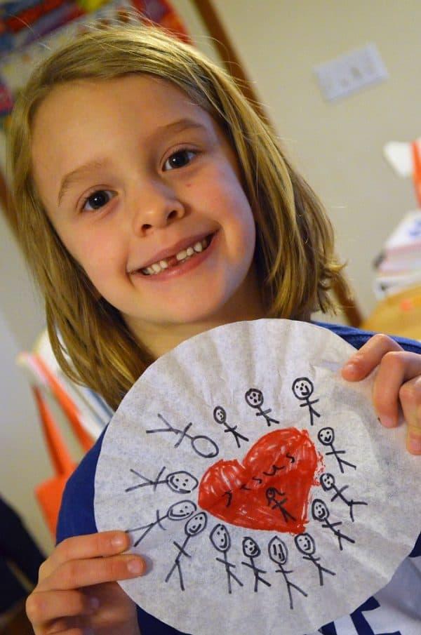 valentines day bible study