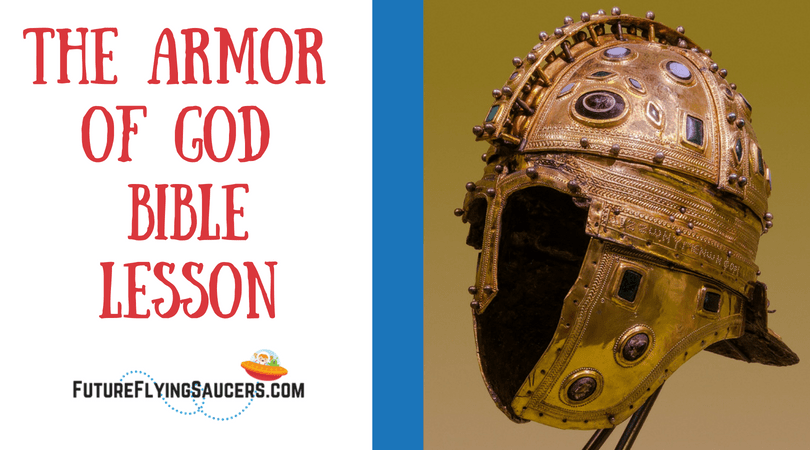 Armor of God Bible Lesson