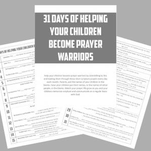 PrayerWarriors Calendar