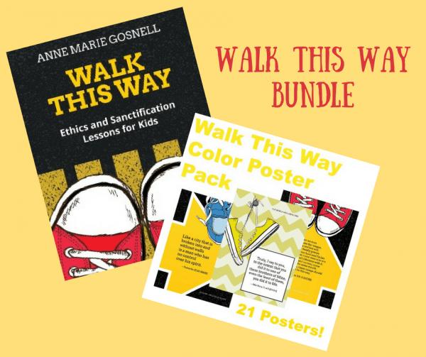 Walk This Way Bundle