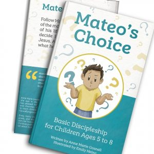 Mateo's Choice Book