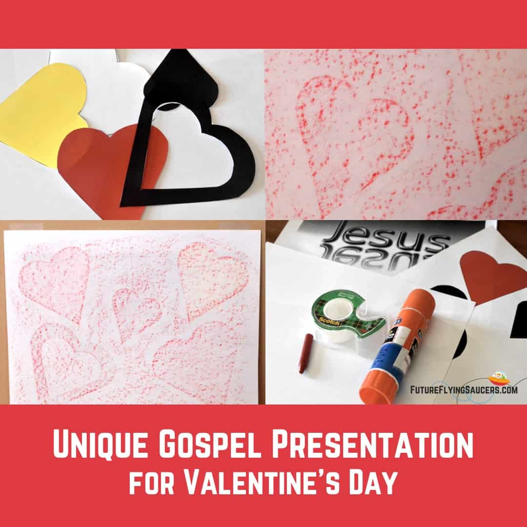 photo regarding Abc's of Salvation Printable titled Valentines Working day Printable
