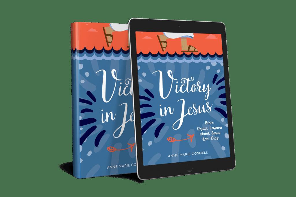 Victory in Jesus | FutureFlyingSaucers