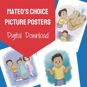 Mateo's Choice poster set