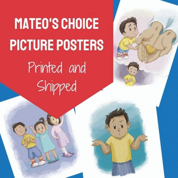 Mateo's Choice posters