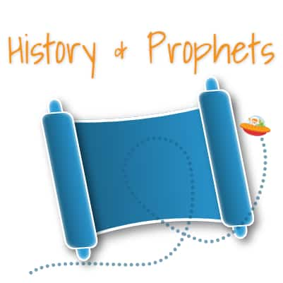 Bible Object lessons from the history and prophets