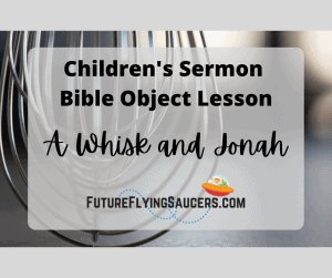 children's sermon about Jonah
